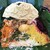 フロリダ亭 - 料理写真:バナナリーフカレー