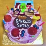 御菓子のみやきん - 料理写真: