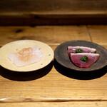 酒井商会 - 天草の久絵、梅と煎り酒 高知の鰹、にら醤油