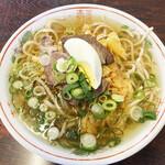 きりん亭 - 料理写真:冷麺大盛