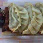 ぎょうざの天雅 - 料理写真:焼餃子