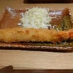 まるは食堂 - エビフライ(1本)