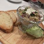 ベジタリアンブッチャー池袋カフェスタイルでランチと夜ご飯 -