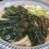 櫻庵 - 料理写真:・わかめ 500円