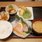 寿司と天ぷら ニューツルマツ -