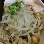 きじ亭 - 濃厚つけ麺(魚介・大盛) 麺