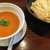 らーめん本竈 - 料理写真:海老つけ麺 ¥980(税込)