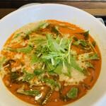 龍香 - 料理写真:坦々麺