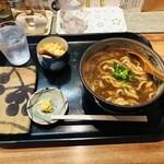 麦きり トクオカ - 料理写真:カレーうどん 680円