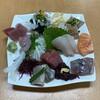 おかもと鮮魚店  - 料理写真:刺身盛合わせ(一人前)