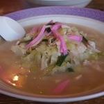 善望園 - まろやかなスープ、煮込まれた野菜