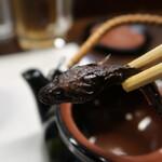 居酒屋 みこし - 料理写真:カジカ、リフト♪
