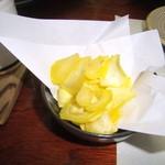 そのだ - 二代目特製箸休め 栗のチップス