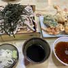一茶宮代 - 料理写真:天ざるそば 1,050円