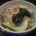 サイアム - クィッテイアオムー【豚肉の汁入り米粉麺】1,000円
