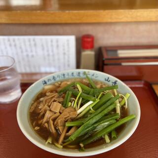 尾道ラーメン 山長 - 料理写真: