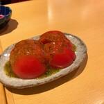 152188774 - 冷やしトマト