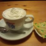 コメダ珈琲  - ドリンク写真:ウィンナーコーヒー