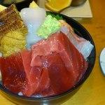 15219746 - 海鮮丼ランチ(1,000円)