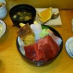 15219752 - 海鮮丼ランチ(1,000円)