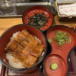 自家製麺 竜葵 - おおおー!鰻❣️大好き❣️