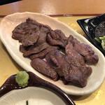 暖家 - 仙台厚切り牛タン定食