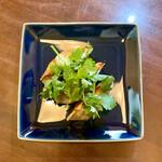 Ikejirigyouza - 鶏パクチー餃子