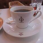 152196564 - ブレンドコーヒー(\610)