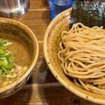 ベジポタつけ麺えん寺 - 味玉入つけ麺