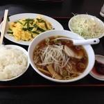 昇龍 - 料理写真:日替わりセット700円