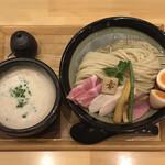 麺家 幸先坂 - 濃厚魚介つけ麺