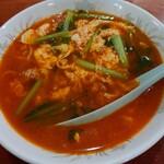 たんたん - 料理写真:たんたん麺