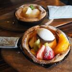 オーブンプラス - 料理写真:ダッチベイビー