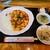 中国料理 青島飯店 - 麻婆豆腐丼(800円)です。