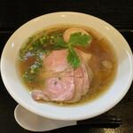 麺屋 中川會 - 特製醤油そば(1,150円)