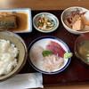 丸清食堂 - 料理写真:日替わり定食¥700この日はサバ味噌煮をチョイス