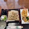家族庵 - 料理写真:天ざる蕎麦(大盛り)