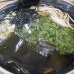 おそばやさん 和 - 料理写真:めかぶそば