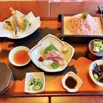 平八 - 「平八郎蕎麦御膳」2,000円税込
