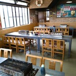 焼蛤 浜茶屋 向島 - 内観