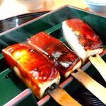 蕎麦割烹 黒帯 - 田楽