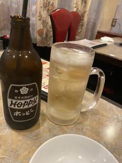 貴味苑 - ホッピー