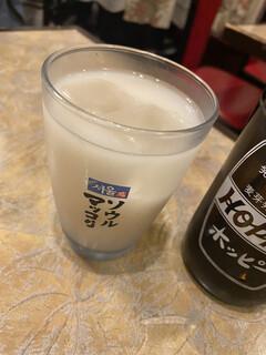 貴味苑 - マッコリ