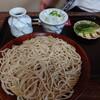 道林 - 料理写真:ざるそば大