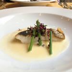 152236941 - 本日のお鮮魚料理 真鯛のポアレ