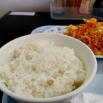 空港食堂 - 沖縄食堂のご飯