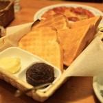 コメダ珈琲店 - 料理写真:小倉&マーガリンをたっぷり塗って召し上がれ♪