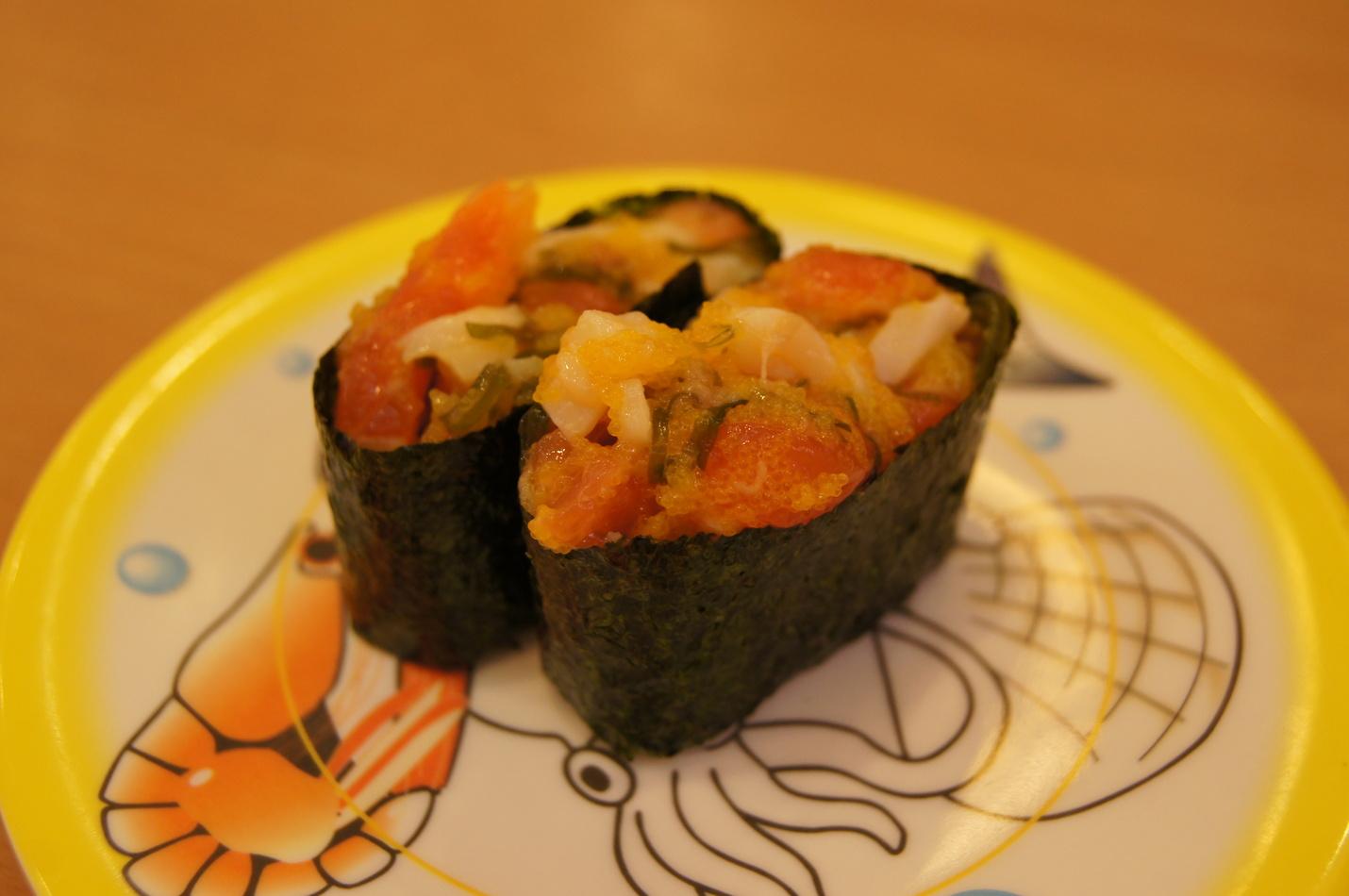 かっぱ寿司 菊川店