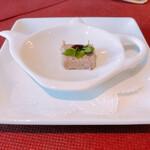 アベーテ - 牛肉のパテ