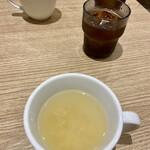 ユウゼン - スープ